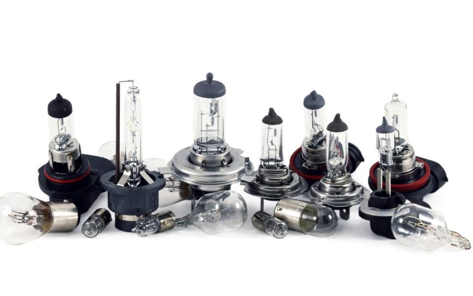 Serie lamp halogenowych iksenonowych marki Tungsram
